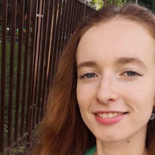 Садовникова Анна Максимовна