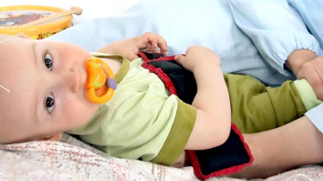 Детский церебральный паралич