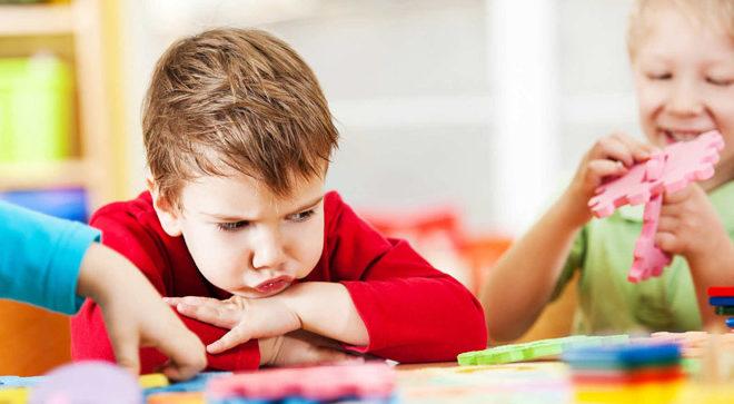 Лечение ЗПРР с аутичными чертами